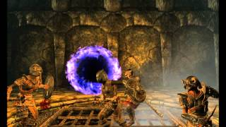 Skyrim Mod: Arena of Ancient Heroes - Fighters Pit