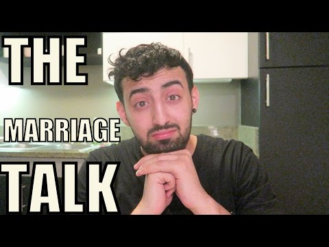 THE MARRIAGE TALK!