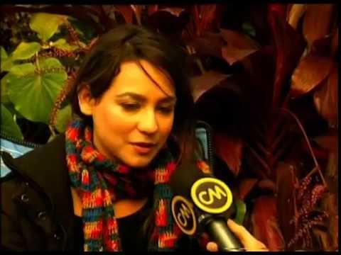Daniela Herrero video Entrevista CM  - 2005