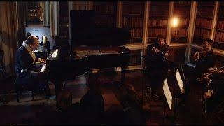 Chilly Gonzales & Kaiser Quartett   La Galerie de la Bibliothèque de Versailles