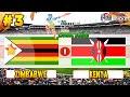 ICC Cricket World Cup 2015 (Gaming Series) - Pool A Match 3 Zimbabwe v Kenya