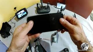 FPV камера на дроне SG906PRO #SG906PRO#FPV#SG906
