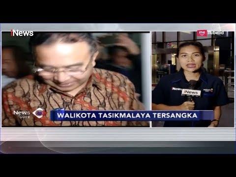 KPK Tetapkan Wali Kota Tasikmalaya Budi Budiman Tersangka - iNews Sore 25/04