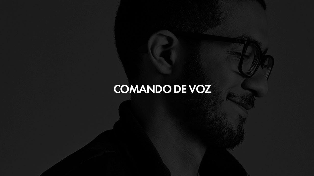 COMANDO DE VOZ por JACQUES MEIR e BRUNO ALVES (Plusoft) | IDENTIDADES