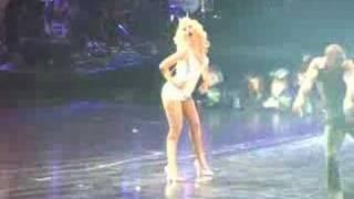 Christina Aguilera-slow down baby