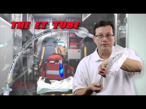 Advanced Airway Part One by ACLS Certification Institute