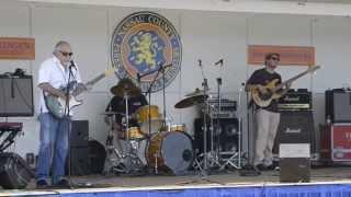 Breakaway at the 2014 Long Island Blues Festival in Freeport, NY