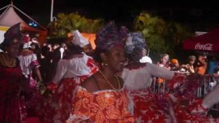 preview picture of video 'Carnaval de Saint François 2012'
