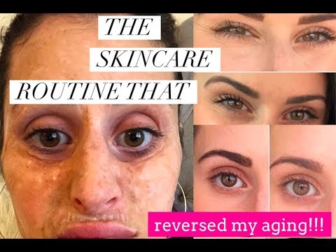 The Skincare Routine that REVERSED MY AGING!!!!!