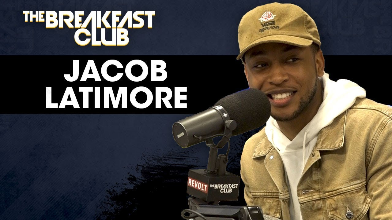 Jacob Latimore on The Breakfast Club