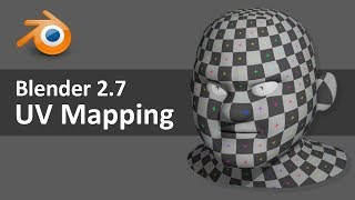 Blender 2.7 UV Mapping 3 of 4