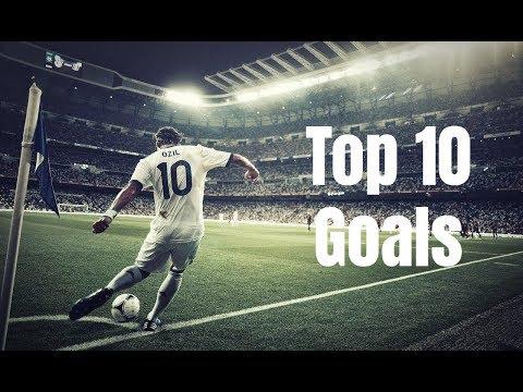 Mesut Özil | Top 10 Goals Ever | HD