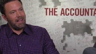Ben Affleck reveals