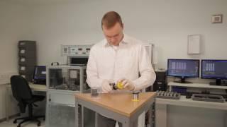 How to:  Exchange a Smartline sensor head