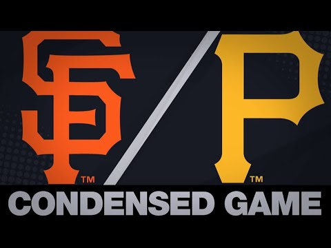 Condensed Game: SF@PIT- 4/21/19