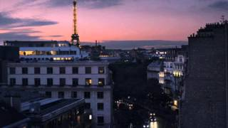 Relaxing Atmospheric ambience from Paris (Micro-HD). Loop video