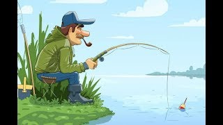 Russian fishing 4--Клюй клюй клюй))) Трофеев нет! Клева нет(((
