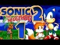 SONIC THE HEDGEHOG 2 # 01 ★ Emerald Hill & Chemical Plant Zone [HD]