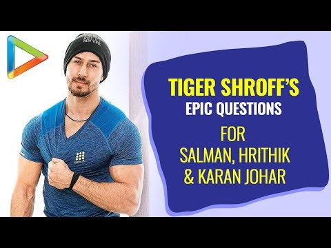 "Tiger Shroff: ""Hrithik Roshan, How do You Always PROVE the Naysayers WRONG?""