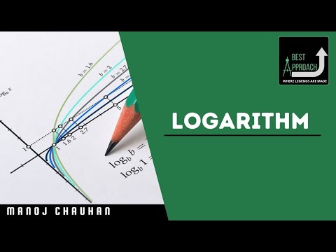 Maths Iit Logarithm By Manoj Chauhan Sir | MP3 Indonetijen
