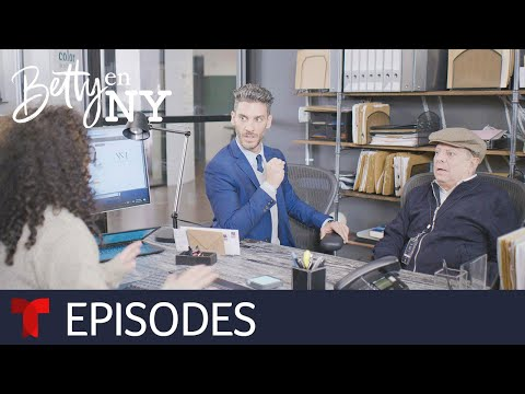 Betty en NY | Episode 32 | Telemundo English