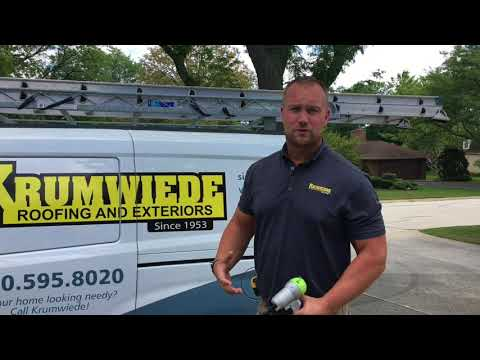 What separates Krumwiede Roofing and Exteriors from the competition is our standards.  We follow the manufacturer's specifications to a T!  Again