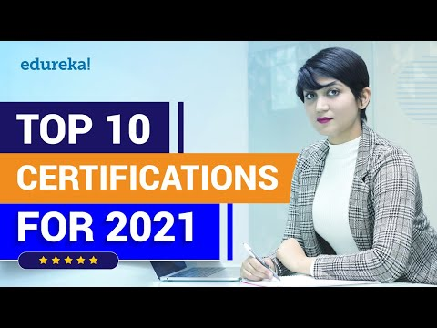 Top 10 Certifications For 2021 | Highest Paying IT Certifications ...
