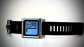 LunaTik iPod Nano Watch Strap Unboxing & Review