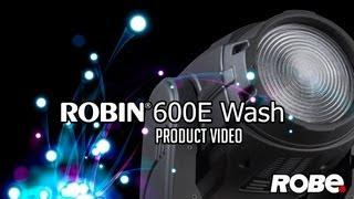 ROBIN 600E Wash