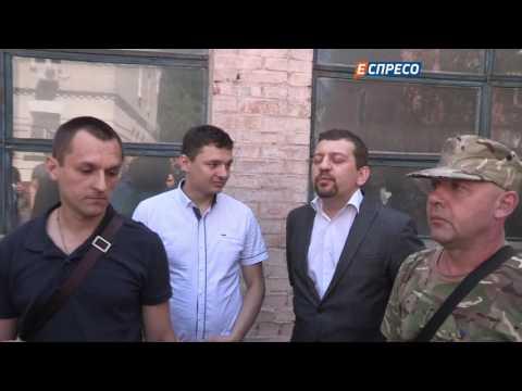 М. Княжицький і радник СПА з PR