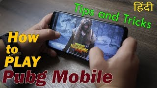 How to Play Pubg Mobile (in Hindi), game rules, tip and tricks