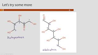 Nursing Chem - Carbohydrates Part 1 - Intro to Carbs and Stereoisomers