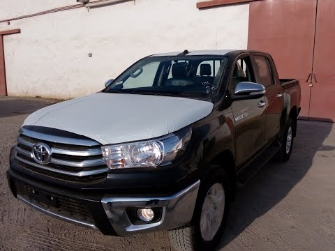 Toyota Hilux 2016 Full Option In Dubai