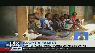 """Adopt a Family"" in Kibera"