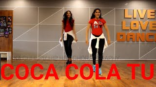 COCA COLA/ HIP HOP/ GIRLS DANCE/ RITUS DANCE STUDIO