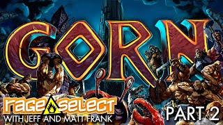 GORN PSVR - The Dojo (Let's Play) - Part 2
