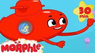 My Magic Pet Morphle - My Red Submarine | Morphle TV | Kids Cartoons