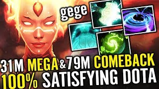 Vega.G vs Navi Epic MEGACREEP Viper Pro Carry Gameplay Dota 2