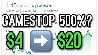 GME Stock Price to Soar 500% Potential ? | Gamestop headed toward Bankrupt or Recovery?
