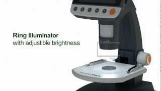 InfiniView LCD Digital Microscope Tour