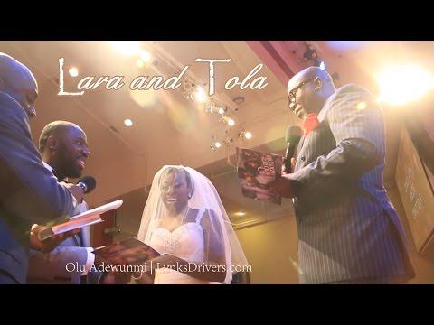 Nigerian Wedding: Lara Weds Tola