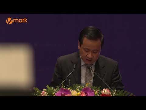 Ông Nguyễn Văn Thành - Hội nghị về các giải pháp thúc đẩy phát triển ngành cơ khí Việt Nam