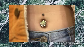 My Belly Ring Collection|2020