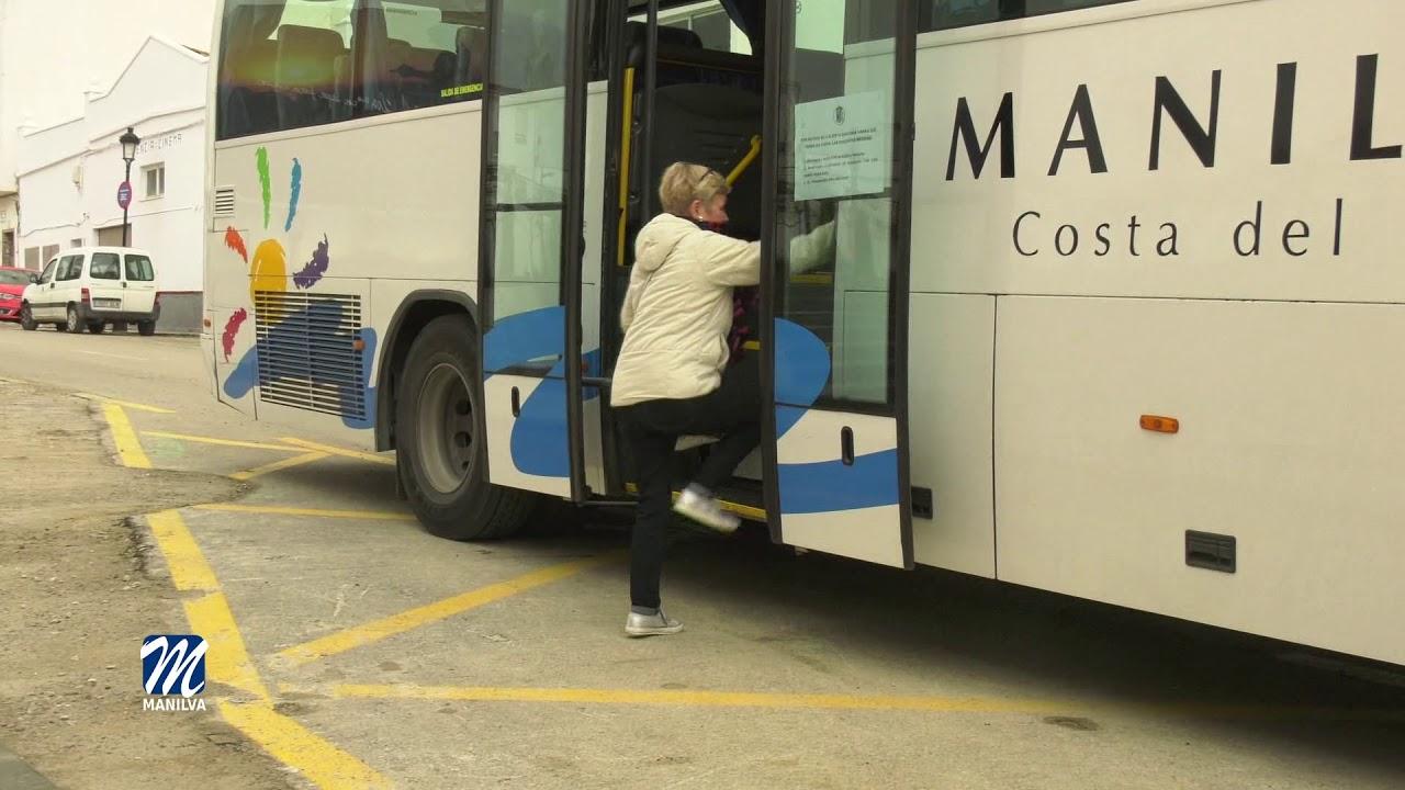 El bus urbano gratuito sigue activo