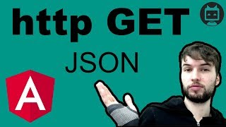 Angular HTTP GET Example with JSON