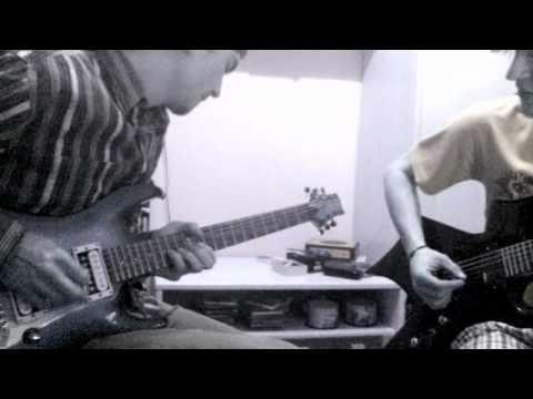 Randy Cold - Guitar Battle (Randy Cold vs. Z-Vodník)
