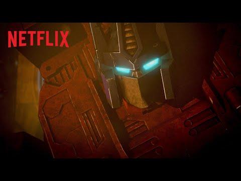 全新變形金剛動畫影集登場! Netflix 《變形金剛:賽博坦戰爭》三部曲首支預告發布
