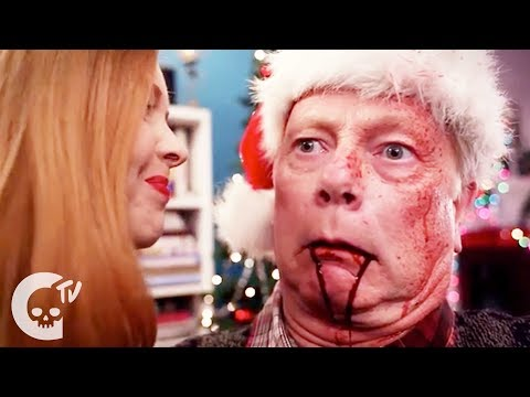 Family Photo   Short Scary Christmas Video   Crypt TV