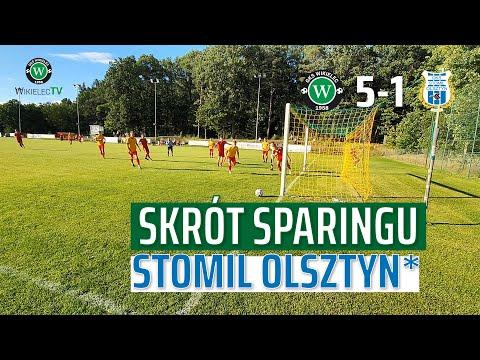 Stomil II Olsztyn przegrał 1:5 z GKS-em Wikielec