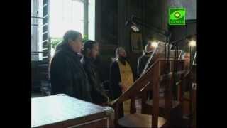 В Задонском мужском монастыре действует братский хор